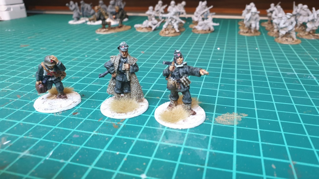 Chain of command / Bolt action 20201211