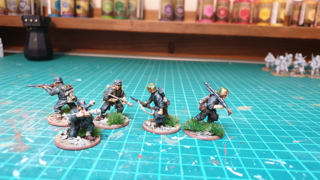 Chain of command / Bolt action 20201215