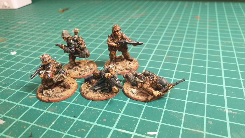 Chain of command / Bolt action - Page 2 20201217