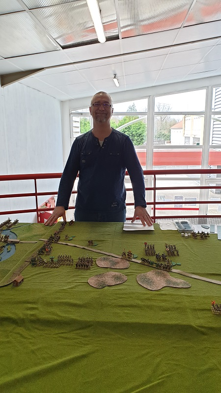 La bataille de Gorodeczna 1812. Austro saxons contre russes Arb10