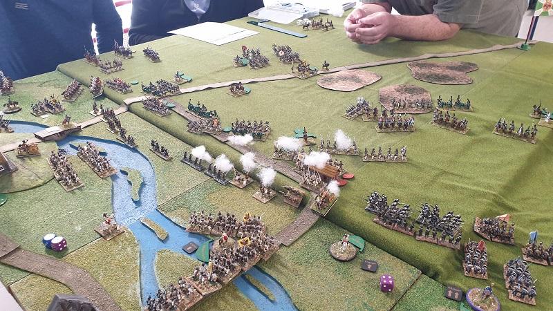 La bataille de Gorodeczna 1812. Austro saxons contre russes Bat1010