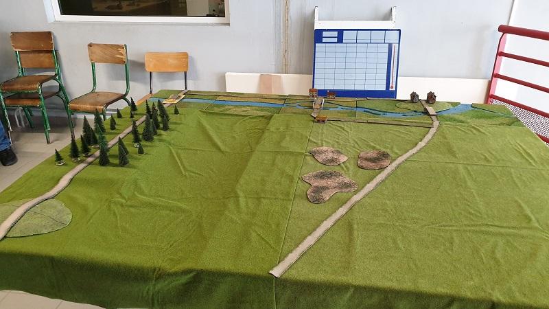 La bataille de Gorodeczna 1812. Austro saxons contre russes Vue_ru10