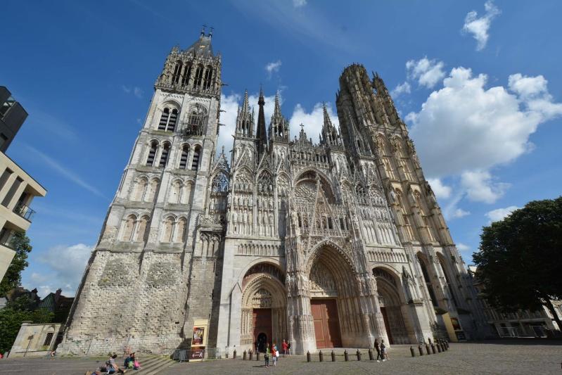 Petit tour à Rouen 19 Juin Dsc_0911