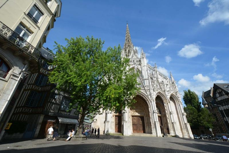 Petit tour à Rouen 19 Juin Dsc_0914