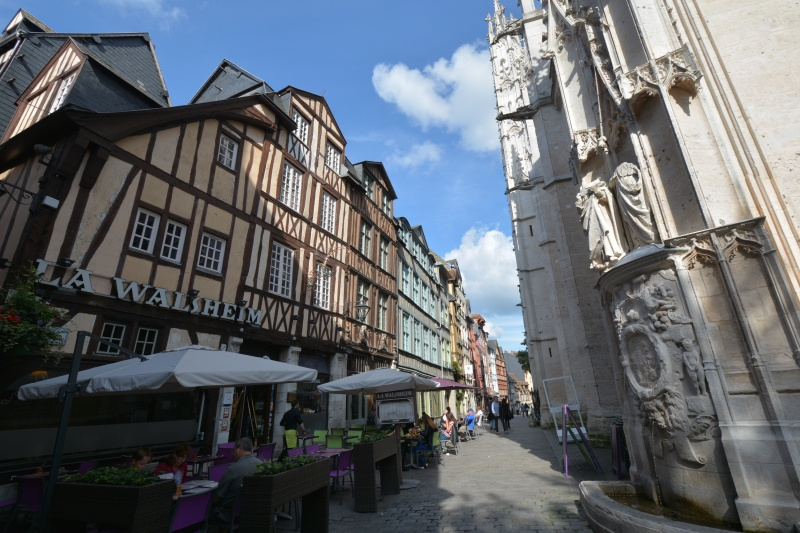 Petit tour à Rouen 19 Juin Dsc_0915