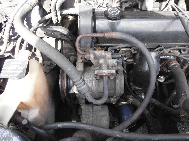 Remplacement compresseur de climatisation Dscf3410