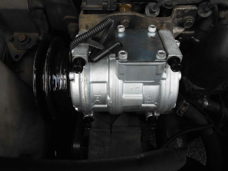 Remplacement compresseur de climatisation Dscf3413