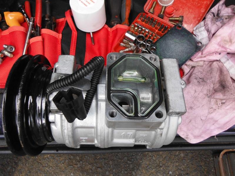 Remplacement compresseur de climatisation Dscf3510