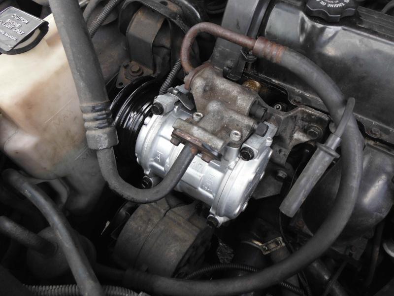 Remplacement compresseur de climatisation Dscf3511
