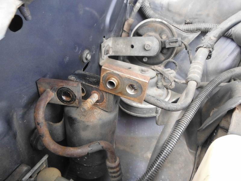Remplacement compresseur de climatisation Dscf3512