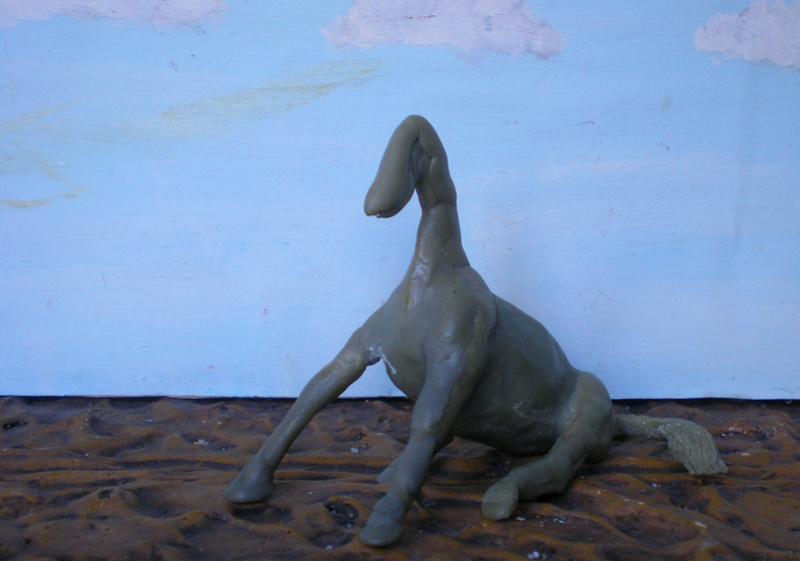Bemalungen, Umbauten, Modellierungen - neue Tiere für meine Dioramen - Seite 3 148c2e10