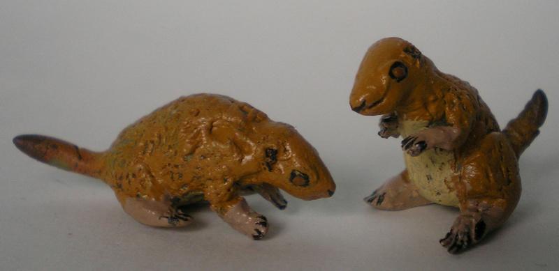 Bemalungen, Umbauten, Modellierungen - neue Tiere für meine Dioramen - Seite 3 156a9a11