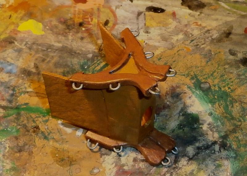 Bemalungen, Umbauten, Modellierungen - neue Soldaten für meine Dioramen 223d4b10