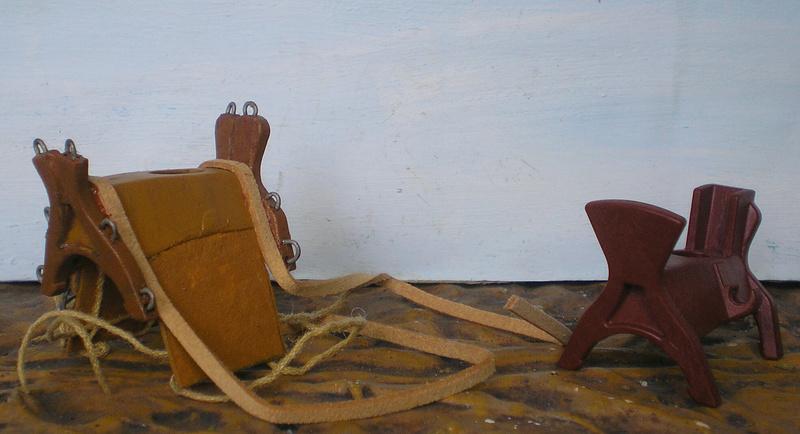 Bemalungen, Umbauten, Modellierungen - neue Soldaten für meine Dioramen 223d5a11