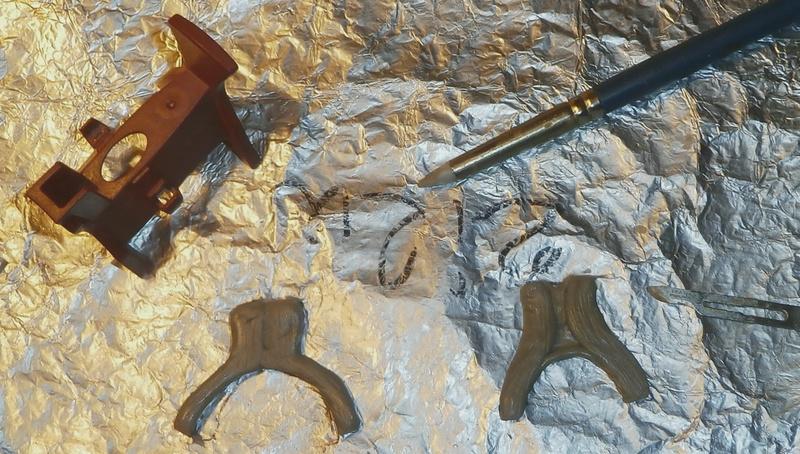 Bemalungen, Umbauten, Modellierungen - neue Soldaten für meine Dioramen 223e1a10