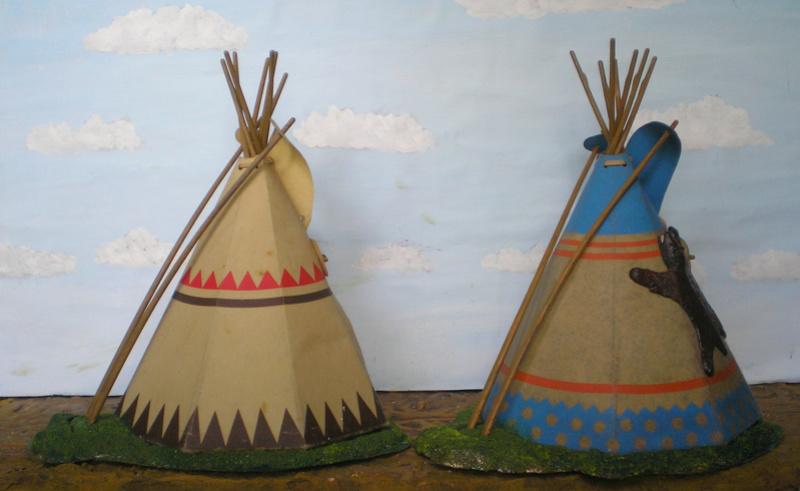 Bemalungen, Umbauten, Modellierungen – neue Indianer für meine Dioramen - Seite 8 229e4b10