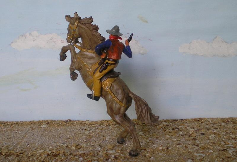 Bemalungen, Umbauten, Modellierungen - neue Cowboys für meine Dioramen - Seite 3 Elasto18