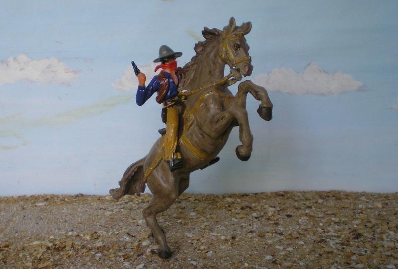 Bemalungen, Umbauten, Modellierungen - neue Cowboys für meine Dioramen - Seite 3 Elasto20