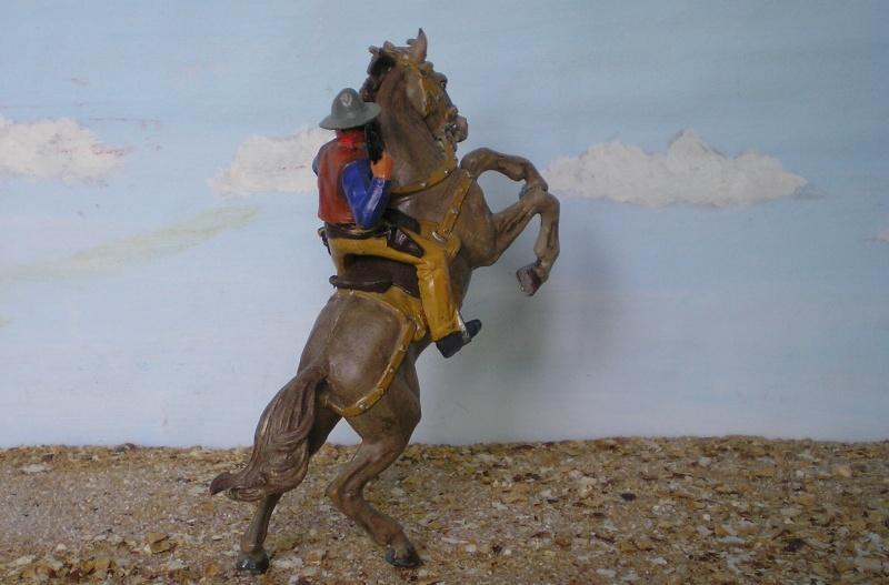 Bemalungen, Umbauten, Modellierungen - neue Cowboys für meine Dioramen - Seite 3 Elasto23