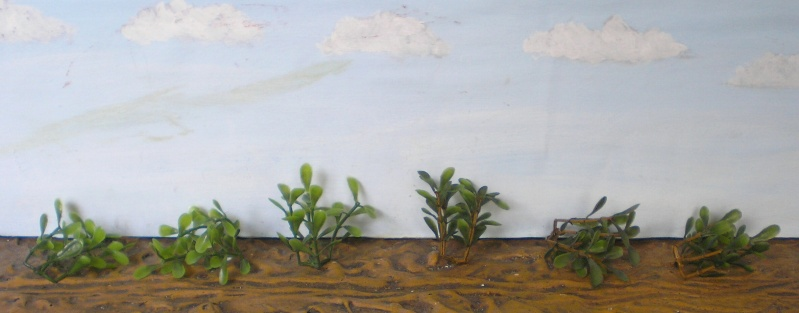 Gestaltung eines Dioramas mit den Tannen von Playmobil - Seite 2 Tannen11