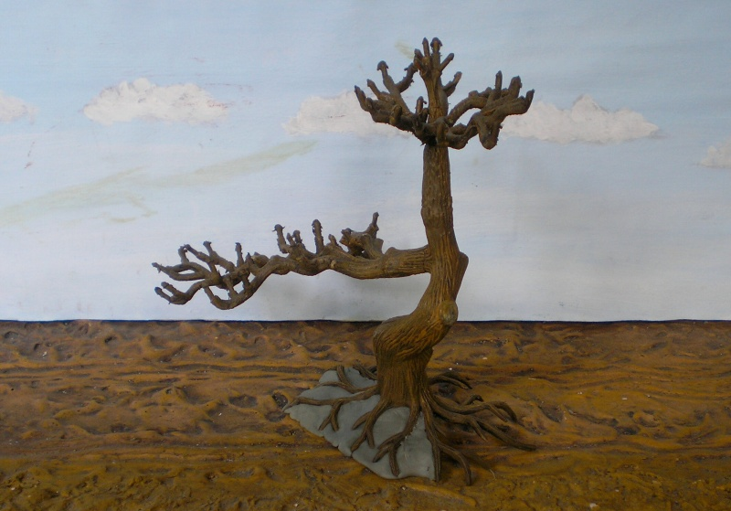Gestaltung eines Dioramas mit den Tannen von Playmobil - Seite 2 Tannen12
