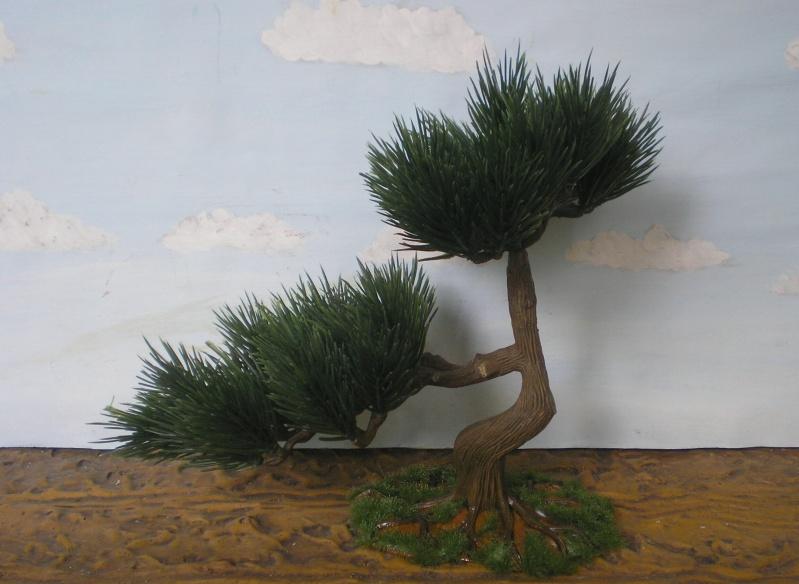 Gestaltung eines Dioramas mit den Tannen von Playmobil - Seite 2 Tannen13