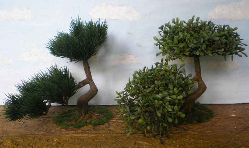Gestaltung eines Dioramas mit den Tannen von Playmobil - Seite 2 Tannen19