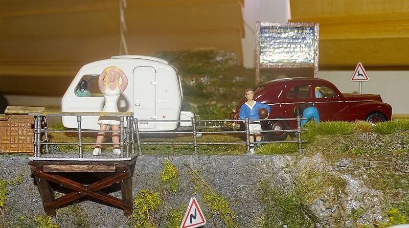 La route des vacances  N7, années 60 (1.43è) Dsc00710