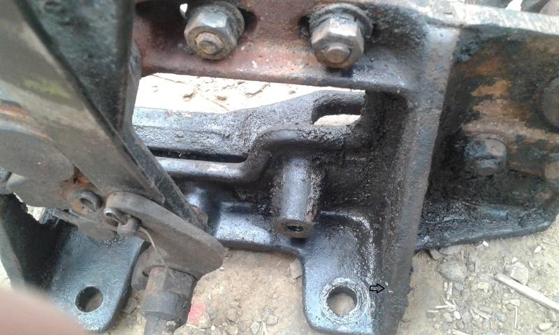 levier de frein a main Suppor10