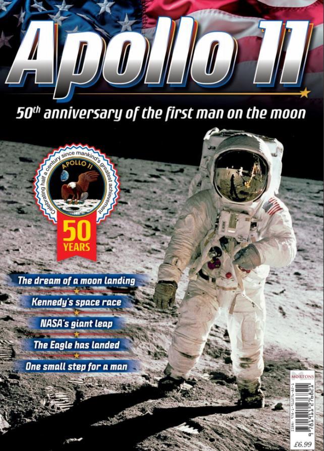 [Magazine-Livre] Apollo 11 50ème (en anglais) Apollo11
