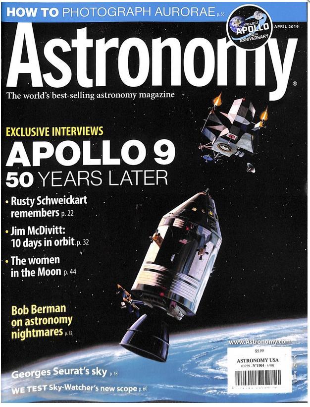 Le spatial dans la presse - Page 8 Astron11
