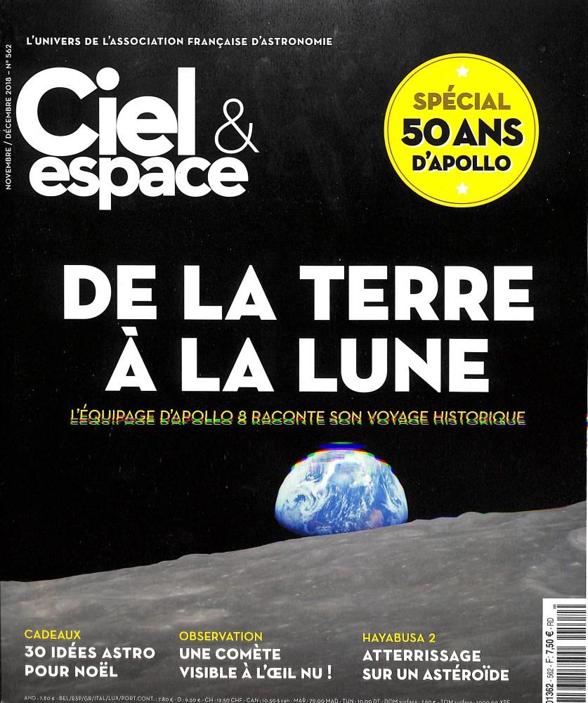 Le spatial dans la presse - Page 6 Ciel_e10