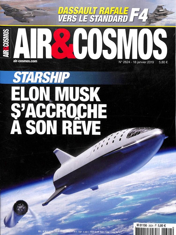 Le spatial dans la presse - Page 7 Cosmos12