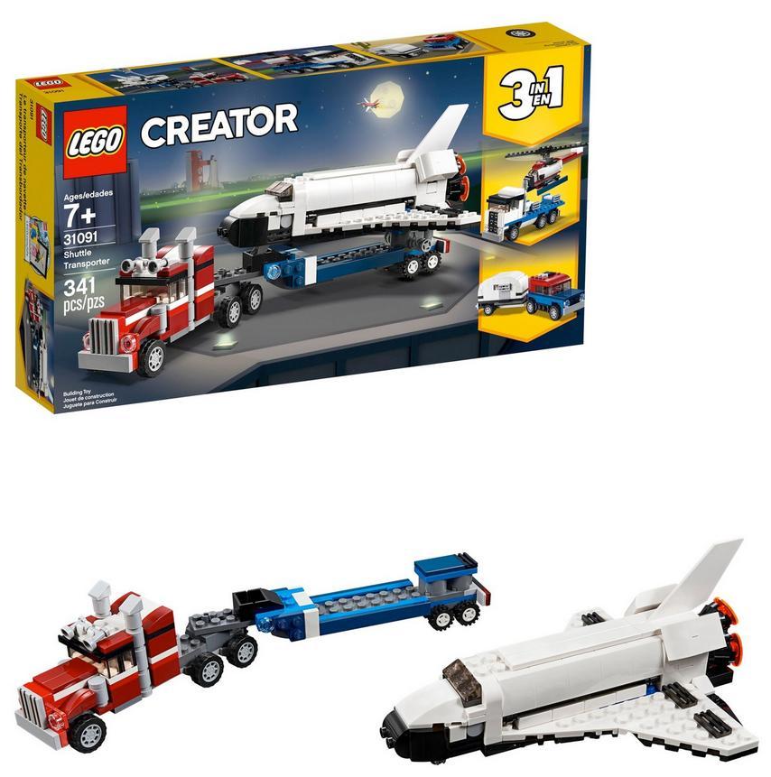 LEGO - Le Transporteur de Navette (#31091) Creato10