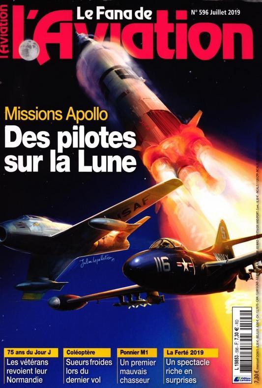 Le spatial dans la presse - Page 8 Fana5910