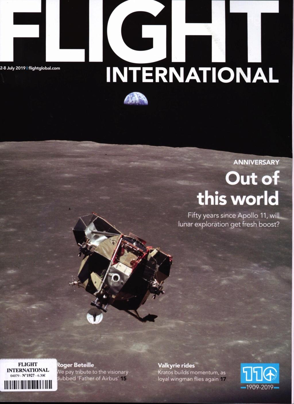 Le spatial dans la presse - Page 9 Flight10