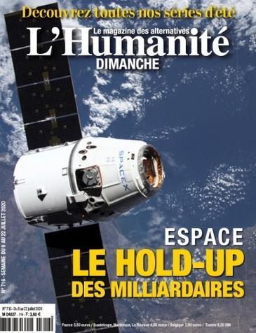 Le spatial dans la presse - Page 11 Humani10