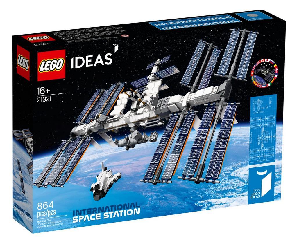 L'ISS en Lego ! Iss10