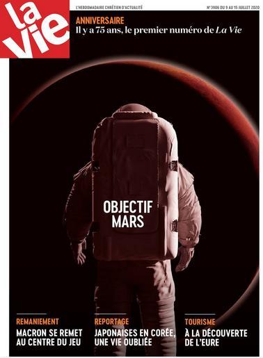Le spatial dans la presse - Page 11 La_vie10