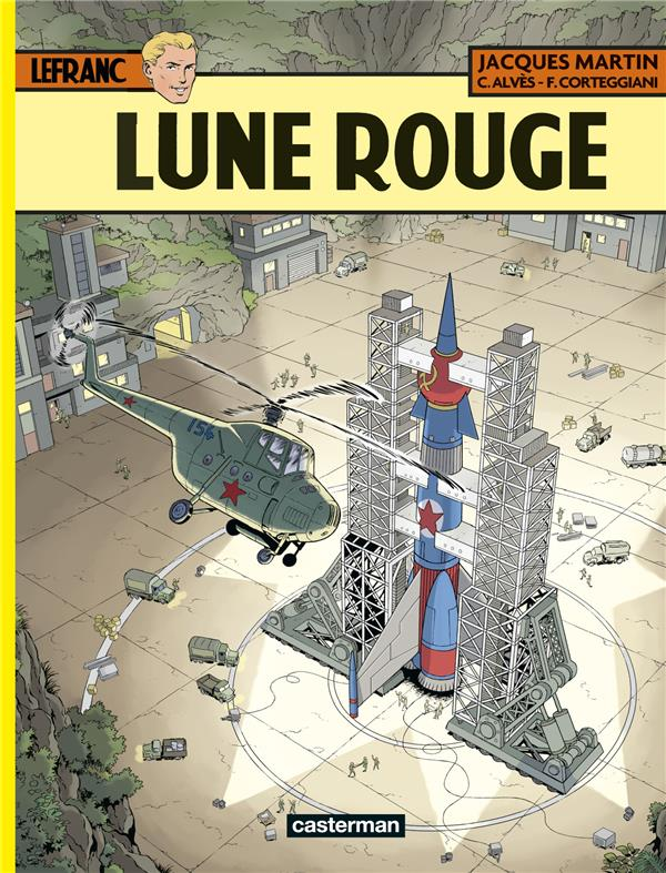 [BD] Lefranc Tome 30: Lune rouge Lune_r10