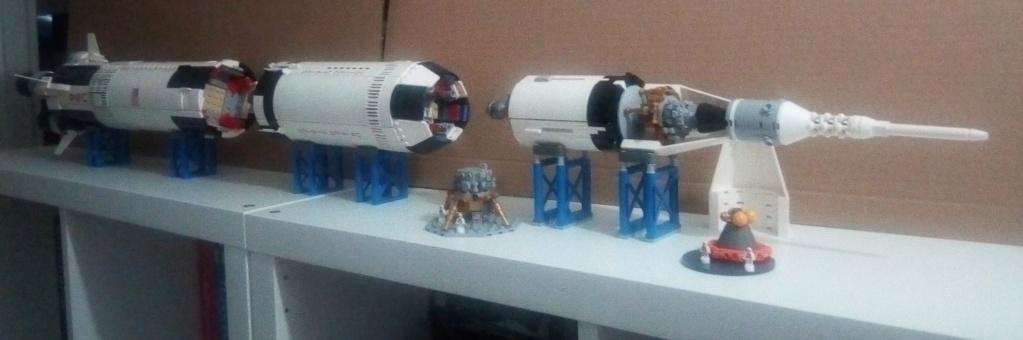 La Saturn V en LEGO! - Page 4 Saturn10