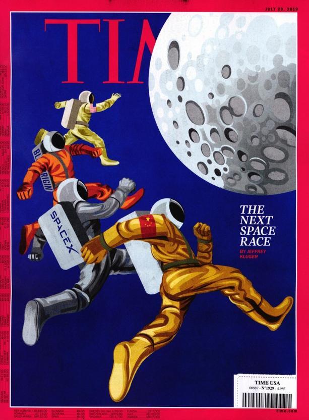 Le spatial dans la presse - Page 10 Time10