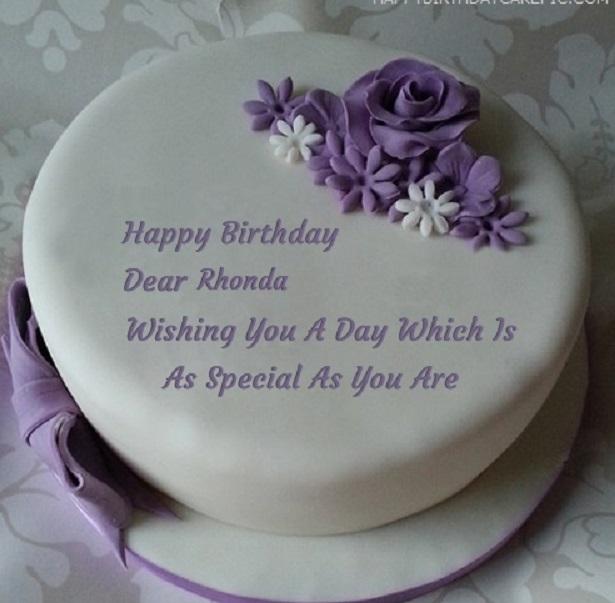 Happy birthday to Rhonda Indigo10