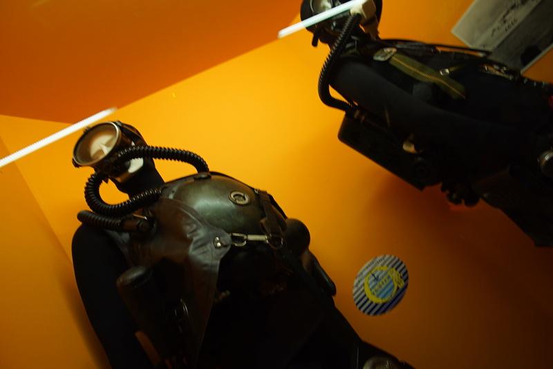 """musée d'Espalion, Oxygers 57 """"vert""""  Dsc02924"""