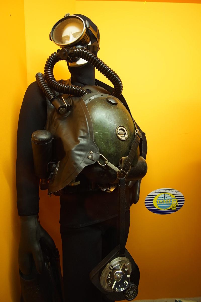 """musée d'Espalion, Oxygers 57 """"vert""""  Dsc02925"""