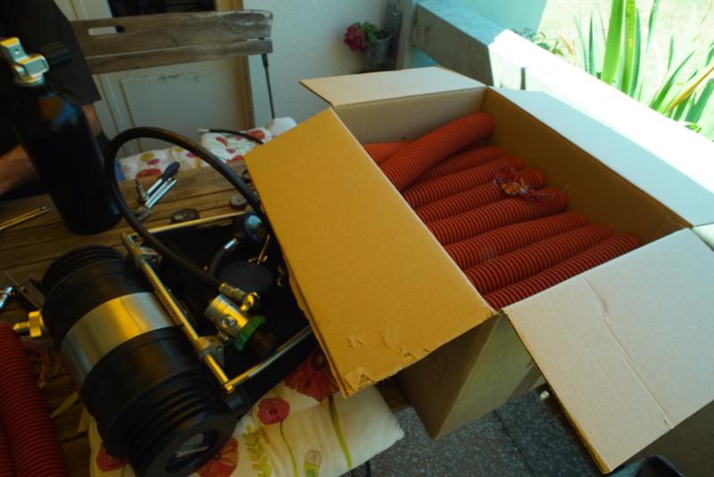 tuyaux courts silicone pour recycleurs ventraux - Page 2 Dsc03310