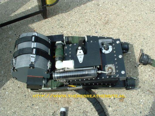 test fuite de DC55 Halcyo10