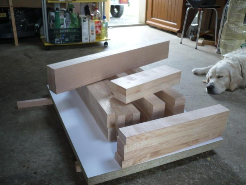 réalisation d'un meuble support pour scie à onglet P1030918