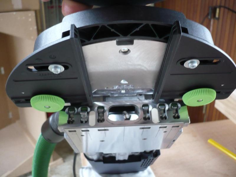 réalisation d'un meuble support pour scie à onglet P1030919