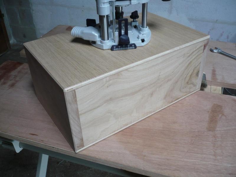 Réalisation d'une boite pour outils Véritas P1040033